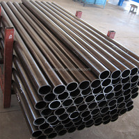 Din2391 St52.3 seamless cylinder precision cold drawn pipe