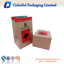 25 bottles food/Mixed fruit packaging box/Paper box for gift/food/candy