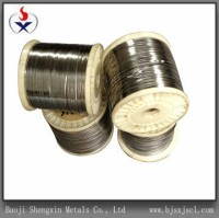 MONEL 400 nickel based alloy wire ..nickel copper alloy wire