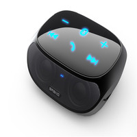 2013 latest design wireless bluetooth speaker K06with MIC and SIRI function