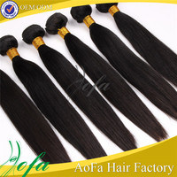 2014 new arrival double weft hair weave cheap hair extension
