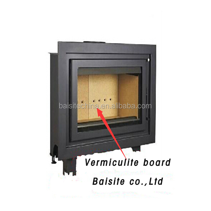 Fireproof Insulation For Fireplace : Vermiculite fire protection board for wood stoves buy