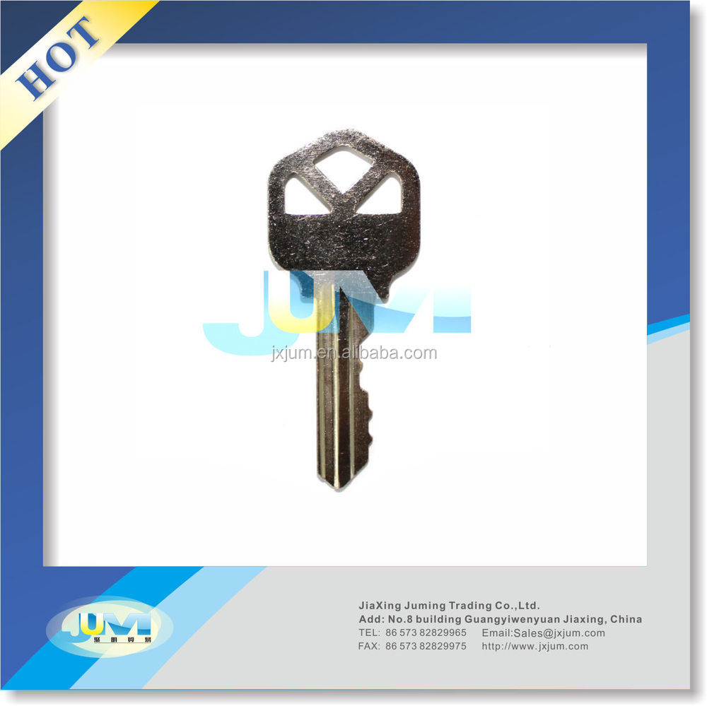 Best Sell KW1 Key Blank Kwikset SC1 Key Blank Door Key Blank for USA Door Key Blank Wholesales Market