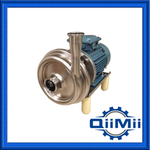 Sanitary, Clamp End, Food Transfer, AISI304, Fluid Equipment, Centrifugal Pump