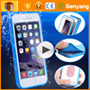 korea mobile phone accessories Shockproof &amp Waterproof Case For iPhone 6 Plus