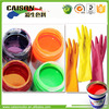 made in china color paste for latex gloves stain