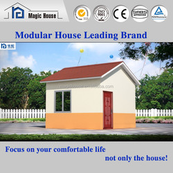 2016 latest Cheap prefab One Bedroom modular homes Prefabricated House India