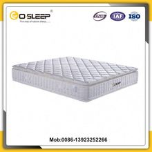 Cheap price sleep easy mini pocket spring latex mattress for customized made
