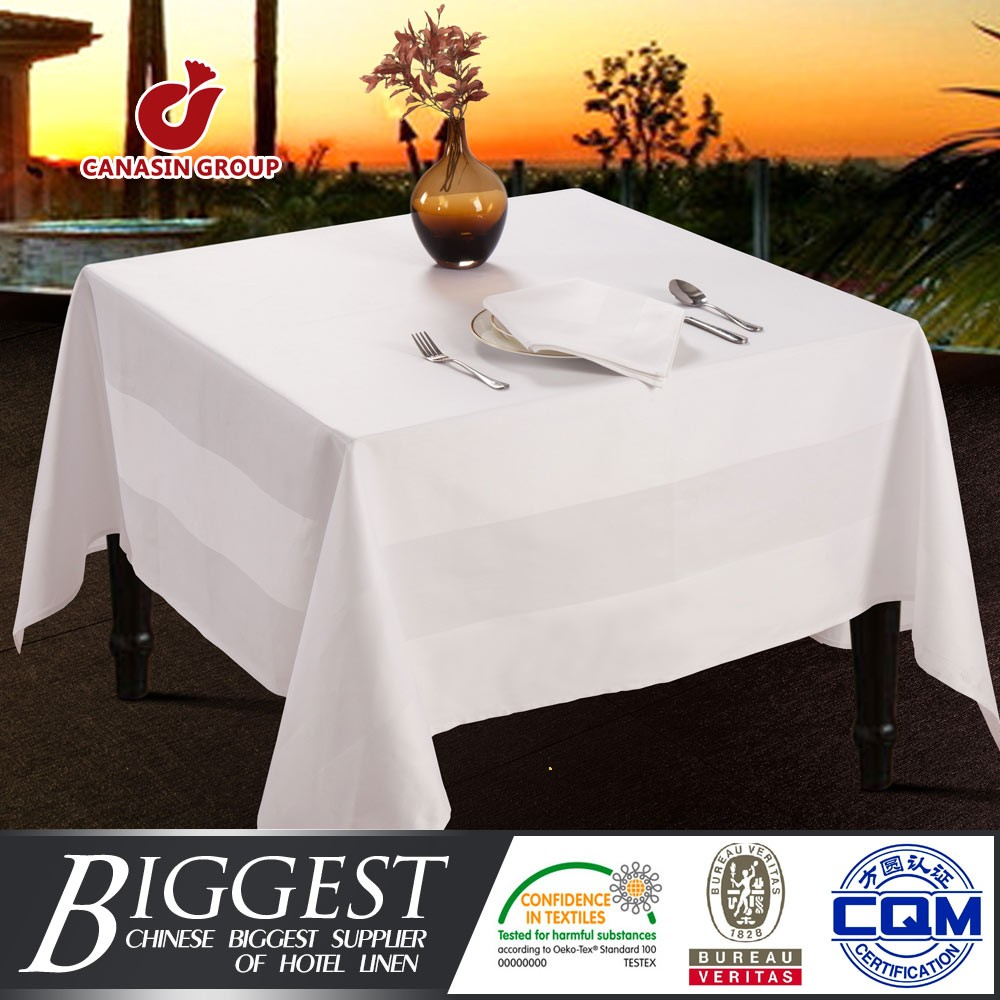 Wholesale good quality polyester tablecloth