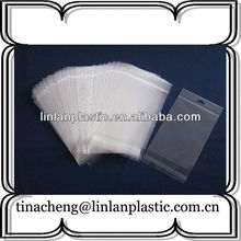 clear transparent opp plastic bags eco friendly packaging