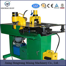 CNC copper busbar bending cutting punching machine