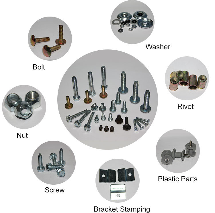 Factory Directly Provide Hight Quality Bolt Without Thread
