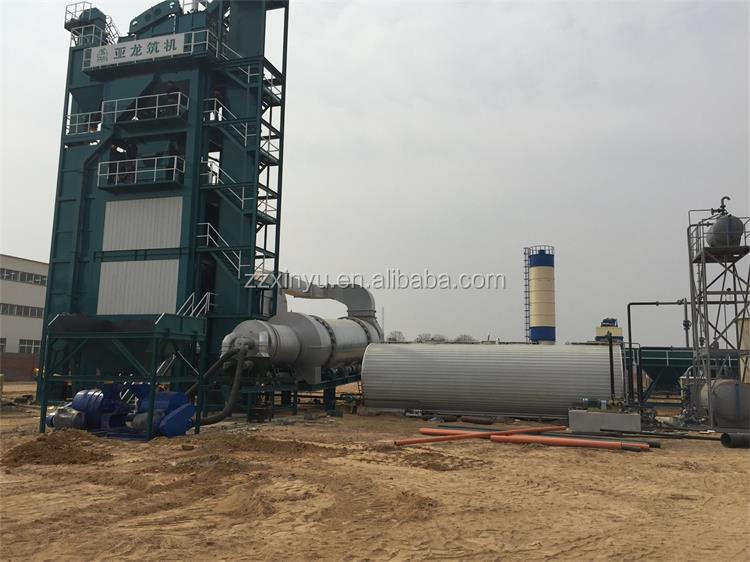 Bitumen Batching Machine 64t/h Asphalt Mixing Plant in Cheap Price