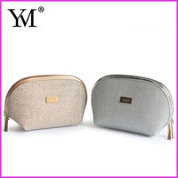 2016 promotional Shiny polyester wholesale modella cosmetic bag from factory