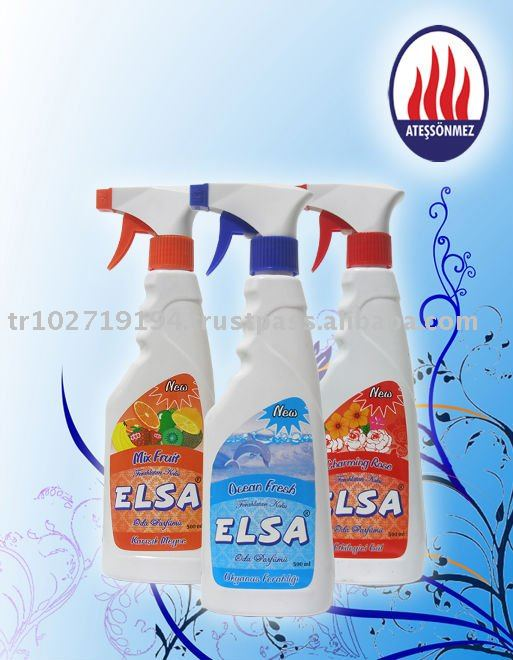 ELSA 500ML AIR FRESHENER CHARMING ROSE