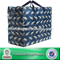 Recycled Jumbo Storage Bag Plastic Bag For Laundry Shop