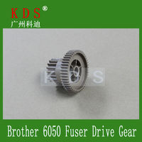 For Brother 6050 fuser drive gear /printer plastic gear in brown ,high quality
