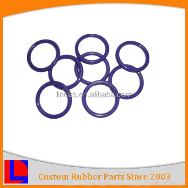 customized with high quality hot sale low price made in china colorful nbr standard o rings