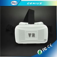 2016 Fashion Style 2 Generation Vr Box Glasses For Enjoying Games/Movie