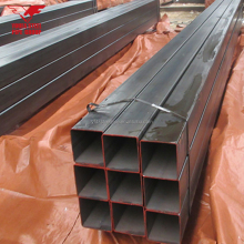 hot sale ASTM A500 welded steel pipe ms square pipe weight chart steel square tube for construction