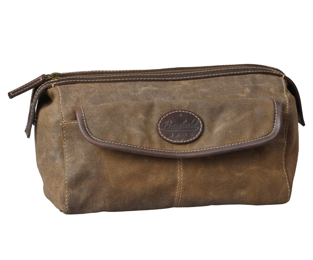 New arrival Vintage Canvas large capacity cosmetic bag men toiletry makeup bag men portable storage for male bag travel