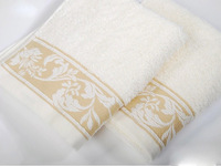 cheap cotton plain embroidery small terry hand towels wholesale