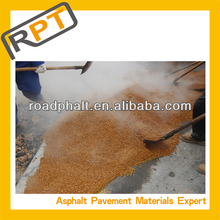 ROADPHALT hot mix yellow color asphalt