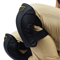 Construction workers outdoor elastic knee set knee pads for work