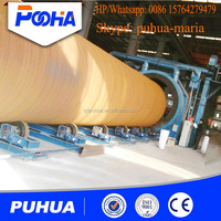 steel pipe outer wall shot blasting machine/shot blast equipment