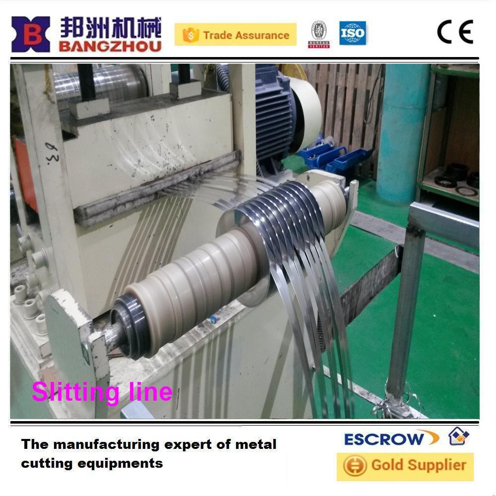 Mini Metal Slitter Line