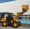 Joystick control ZL30F 3ton wheel loader from china
