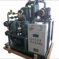 Ultra-High Voltage Transformer Oil Filtration Plant/Machines with Regeneration Tank