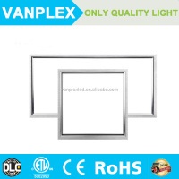 600*600 110LM/W dimmable slim panel light yingli solar panel led light panel