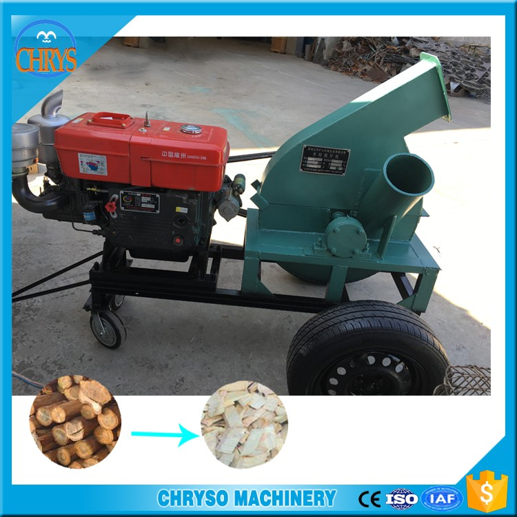 Wood Chipping Equipment Cutting Machine