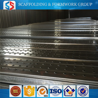 SS Group Perforated Light Weight Metal Deck, Metal Plank