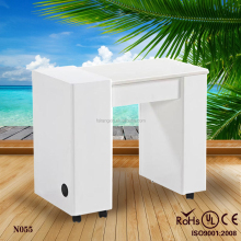 kangxin white nail technician manicure table N055