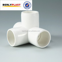 China Supply Wholesale PVC Fittings 4 Way Tee