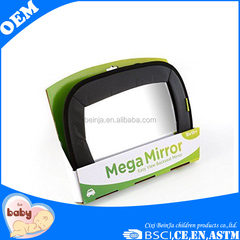 baby & mom rear view mirror back seat baby sefety mirror