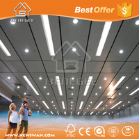 High quality customizable aluminum false ceiling design