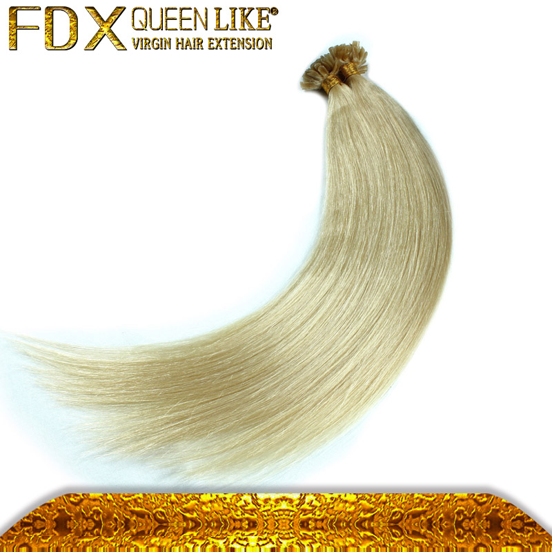 No Weft For Braiding 100g Per Package u Tip Hair Extension