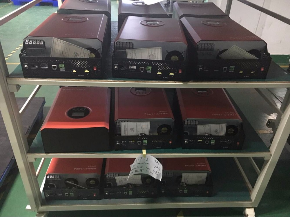 MUST factory outlet DC/ AC off grid single phase 3kva 5kva inverters for home power system