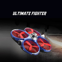 magic flying ufo rc helicopter drones fighter toys 4-axis large scale model aircraft