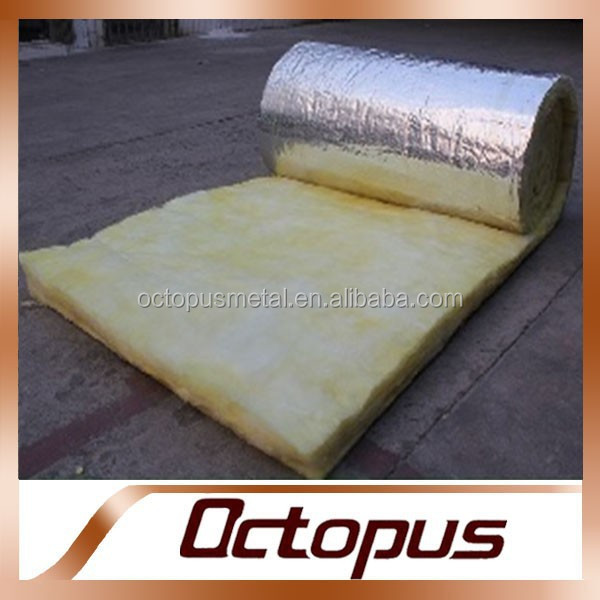 Glasswool Blanket fiberglass duct insulation