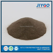High Quality Polishing Materials And Blasting Media Abrasive brown aluminum oxide for sale