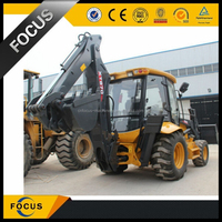 XCMG Chinese XT870 small backhoe