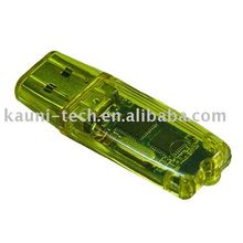 Transparent bluetooth usb dongle (class 1/2)+EDR, unique MAC address