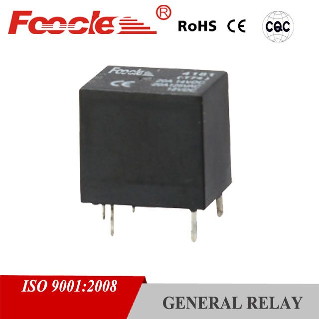 pcb relay 12v 20a no / nc type 0.6w t74 t78 cube relay