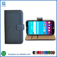 Sales Promotion Book Stand Wallet Leather Case Covers For LG G4 Pro flip case