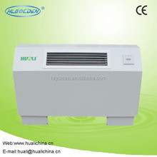 HVAC Vertical Expose Fan Coil,Floor Standing Fan Coil Unit