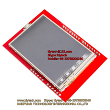 LCD module TFT 2.4 inch TFT LCD screen UNO R3 Board and support mega 2560 2.4inch